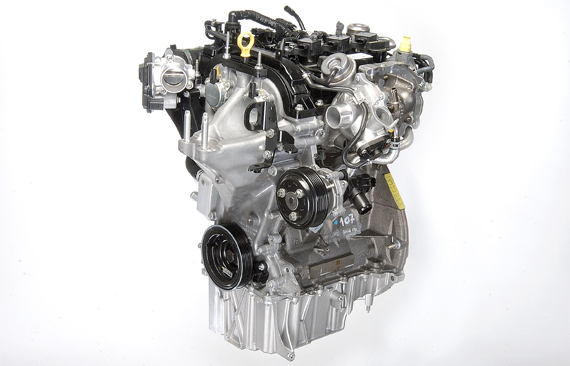 1.0 EcoBoost - Ford